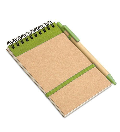 Bloc Notes Eco - A6