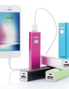 power bank personalizzati