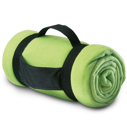 coperte personalizzate in pile - collis gadget