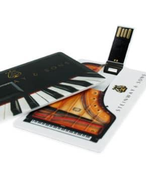chiavette usb personalizzate carta di credito