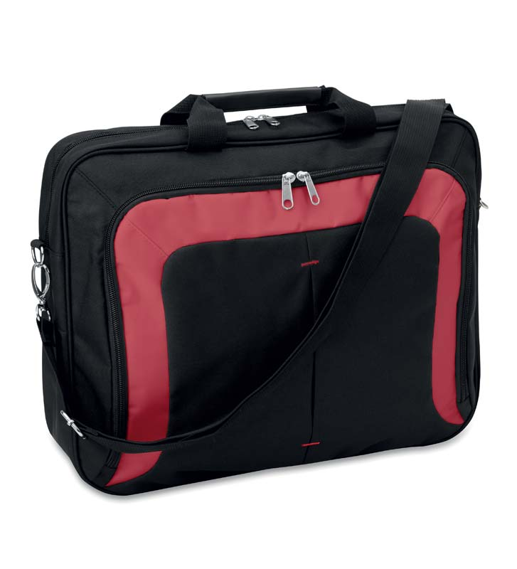 tracolla-porta-pc-personalizzata-rossa 783a60af714