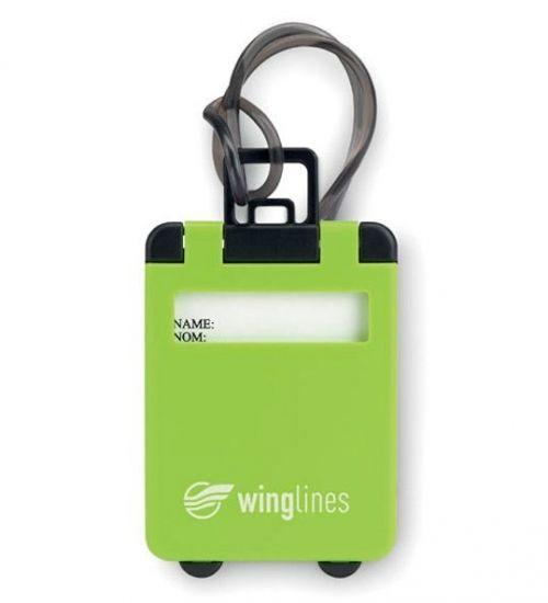 targhette valigia personalizzate