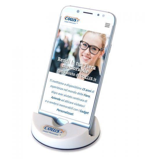 supporto cellulare personalizzato