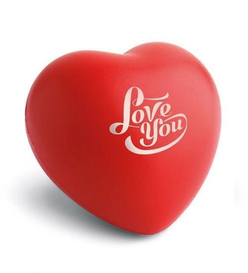 antistress cuore personalizzati