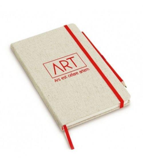 quaderni copertina in tessuto