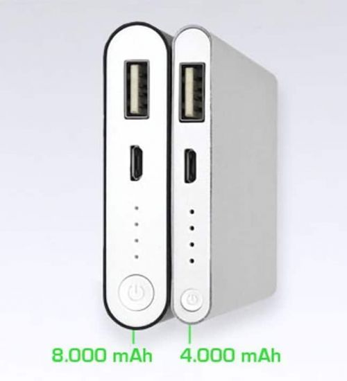 power bank personalizzati tablet