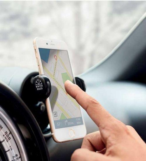 supporto cellulare auto personalizzati