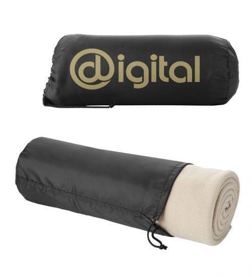 coperta pile personalizzata